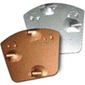 WerkMaster™ Specialty Surface Prep, 002-1163-01, Plug 'N Go™ MED Tri-Bit Pad CW, 1 Pack