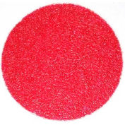 "WerkMaster™ Hardwood Tooling, 004-0056-00, 4"" Red Heat Sandpaper 50G, 1 Pack"