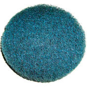 """WerkMaster™ Concrete Tooling, 011-0016-00, 3"""" Thickline-Blue, Scrubbing/Buffing Pad, 1 Pack"""