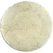 "WerkMaster™ Concrete Tooling, 011-0027-00, 3"" Hogs Hair Pads, Scrubbing/Buffing Pad, 1 Pack"
