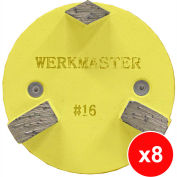 WerkMaster Termite XT Thinset Removal Package - 020-0385-00