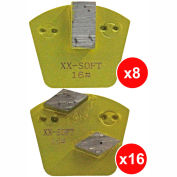 WerkMaster Raptor XTi Epoxy & Paint Removal Package for Hard Concrete - 020-0484-0H