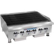 "Bakers Pride BPHCRB-2424i-LP - Gas Charbroiler, LP, 4 Burners, 80,000 BTU, 24""W x 15-1/4""H"