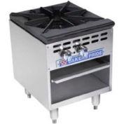 "Bakers Pride BPSP-18J-16-LP- Stock Pot / Wok Range, LP, 125000 BTU, 16"" Wok Ring, 18""W x 30""H"