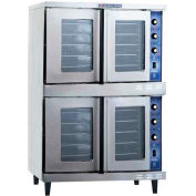 "Bakers Pride GDCO-G2-Nat - Gas Convection Oven, Cyclone Series, Natural, 39""W x 41-1/2""D x 72-1/4""H"