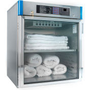 Blickman 7922TG Warming Cabinet with Single Glass Door, 9.02 Cu. Ft. Capacity