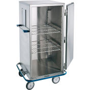 "Blickman CCC4 Space Saver Case Cart, 29-5/8""L x 29""W x 55-1/2""H"