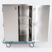 "Blickman Ultra Space-Saver Case Cart CCC5 42""L x 29""W x 55-3/8""H"