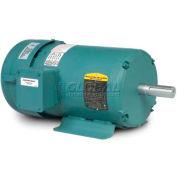 Baldor Unit Handling Motor, BM3615T-S, 3 PH, 5 HP, 208-230/460 V, 1745 RPM, TEFC, 184T Frame