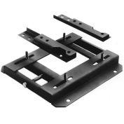 Motor accessories parts motor bases baldor for Adjustable motor base mount