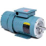 Baldor Unit Handling Motor, CBL3597-D, 1 PH, 0.75 HP, 115/208-230 V, 1725 RPM, TEFC, 56C Frame