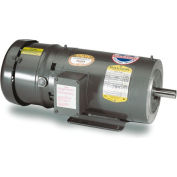 Baldor Motor CBM3546T, 1HP, 1740RPM, 3PH, 60HZ, 143TC, 3514M, TEFC, F1