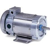 Baldor Electric Motors CDPSWD3410, .25HP, 1750RPM, DC, 56C, 3413P, TEFC, F1