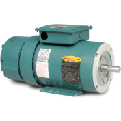 Baldor Unit Handling Motor, CEBM3558T-D, 3 PH, 2 HP, 208-230/460 V, 1750 RPM, TEFC, 145TCY Frame