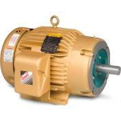 Baldor-Reliance Motor CEM3663T, 5HP, 3490RPM, 3PH, 60HZ, 184TC, 0632M, TEFC, F1