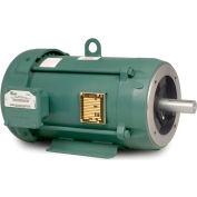 Baldor-Reliance Explosion Proof Motor, CEM7044T-I, 3PH, 5HP, 230/460V, 1750RPM, 182TC