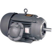 Baldor Explosion Proof Motor, CEM7054T-I, 3PH, 15HP, 230/460V, 1765RPM, 254TC