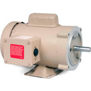 Baldor-Reliance Motor CFDL3504M, .5HP, 1725RPM, 1PH, 60HZ, 56C, 3421L, TEFC, F1