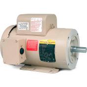 Baldor Motor CFDL3507M, .75HP, 1725RPM, 1PH, 60HZ, 56C, 3432LC, TEFC, F