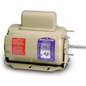 Baldor Motor CHC3414A, .25HP, 1100RPM, 1PH, 60HZ, 48Z, 3418C, TEAO, F1