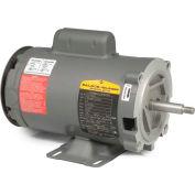 Baldor-Reliance Pump Motor, CJL1309A, 1 Phase, 1 HP, 115/230 Volts, 3450 RPM, 60 HZ, OPEN, 56J