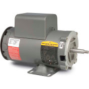 Baldor Motor CJL1313A, 1.5HP, 3450RPM, 1PH, 60HZ, 56J, 3432LC, OPEN, F
