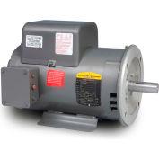 Baldor-Reliance Single Phase Motor, CL1408TM, 1 PH, 115/230 V, 3 HP, 1725 RPM, OPEN, 184TC Frame