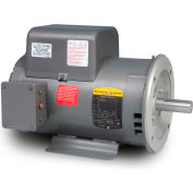 Baldor-Reliance Single Phase Motor, CL1410TM, 1 PH, 230 V, 5 HP, 1725 RPM, OPEN, 184TC Frame