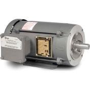 Baldor Motor CL5028T, 3HP, 3450RPM, 1PH, 60HZ, 184TC, 3634L, XPFC, F1