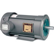 Baldor Motor CM7010-I, .75//.5HP, 1750//1460RPM, 3PH, 60//50HZ, 56C