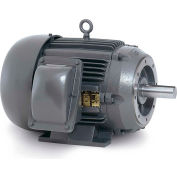Baldor-Reliance 50 Hertz Motor, CM7014-57, 3 PH, 1 HP, 1425 RPM, 230/400 Volts, XPFC, 56C Frame