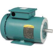 Baldor-Reliance Permanent Magnet Motor, CSPM3546T, 3 PH, 230/460 V, 1 HP, 1800 RPM, TEFC,145TC Frame