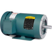 Baldor-Reliance Permanent Magnet Motor, CSPM3558T, 3 PH, 230/460 V, 2 HP, 1800 RPM, TEFC,145TC Frame