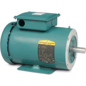 Baldor-Reliance Permanent Magnet Motor, CSPM3611T, 3 PH, 230/460 V, 3 HP, 1800 RPM, TEFC,182TC Frame