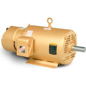 Baldor Brake Motor, EBM3311T, 3 Phase, 208-230/460 Volts, 7.5 HP, 1770 RPM, OPEN, 213T Frame