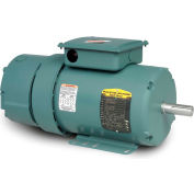 Baldor-Reliance Unit Handling Motor, EBM3558T-D, 3 PH, 2 HP, 208-230/460 V,1750 RPM,TEFC,145TY Frame