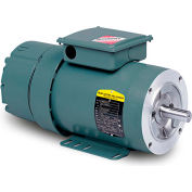 Baldor-Reliance Unit Handling Motor, EBM3611T-D, 3 PH, 3 HP, 208-230/460 V, 1760 RPM,TEFC,182T Frame