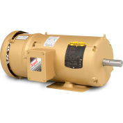 Baldor-Reliance Motor EBM3710T, 7.5HP, 1770RPM, 3PH, 60HZ, 213T, 3736M, TEFC, F