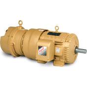 Baldor-Reliance Motor EBM4104T, 30HP, 1780RPM, 3PH, 60HZ, 284T, 1052M, TEFC, F1