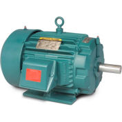 Baldor-Reliance Motor ECP3660T, 3HP, 3520RPM, 3PH, 60HZ, 182T, TEFC, FOOT