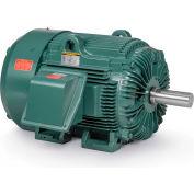 Baldor-Reliance Motor ECP4412T, 125HP, 3565RPM, 3PH, 60HZ, 444TS, TEFC, FOOT