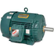 Baldor-Reliance Severe Duty Motor, ECP82332T-4, 3 PH, 10 HP, 460 V, 1180 RPM, TEFC, 256T Frame