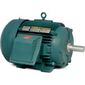 Baldor-Reliance Severe Duty Motor, ECP84316T-5, 3 PH, 75 HP, 575 V, 1780 RPM, TEFC, 365T Frame