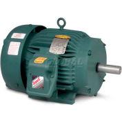 Baldor Severe Duty Motor, ECP84912T-4, 3 PH, 125 HP, 460 V, 3600 RPM, TEFC, 444TS Frame