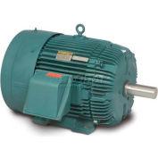Baldor Severe Duty Motor, ECR4404TR-4, 3 PH, 75 HP, 460 V, 1185 RPM, TEFC, 404T Frame