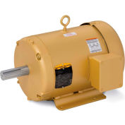 Baldor-Reliance F-2 Mount Motor, EFM3710T, 3 PH, 208-230/460 V, 7.5 HP, 1770 RPM, TEFC, 213T Frame