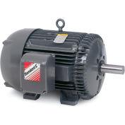 Baldor Motor EH3M9112T, 1.5HP, 3450RPM, 3PH, 60HZ, 143T, 3522M, TEFC, F