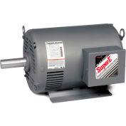 Baldor HVAC Motor, EHFM2523T-8, 3 PH, 15 HP, 200 V, 1800 RPM, ODP, 254T Frame
