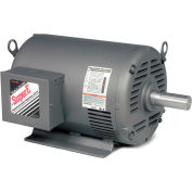 Baldor HVAC Motor, EHM3157T-8, 3 PH, 2 HP, 200 V, 1750 RPM, OPSB, 145T Frame