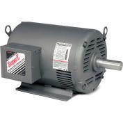 Baldor HVAC Motor, EHM3218T-8, 3 PH, 5 HP, 200 V, 1750 RPM, OPSB, 184T Frame
